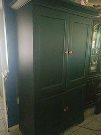 black wooden cabinet Sun City, 92587