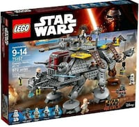 Lego Star Wars Captain Rex's AT-TE 75157 Markham
