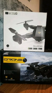 2 brand new drones $100 each Mississauga