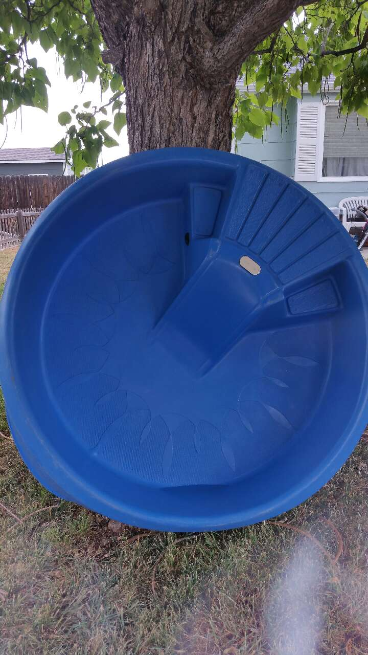 Letgo Little Tikes Hard Plastic Pool Wi In Loveland Co