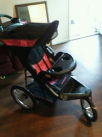 baby's black and red jogging stroller Columbia, 29209