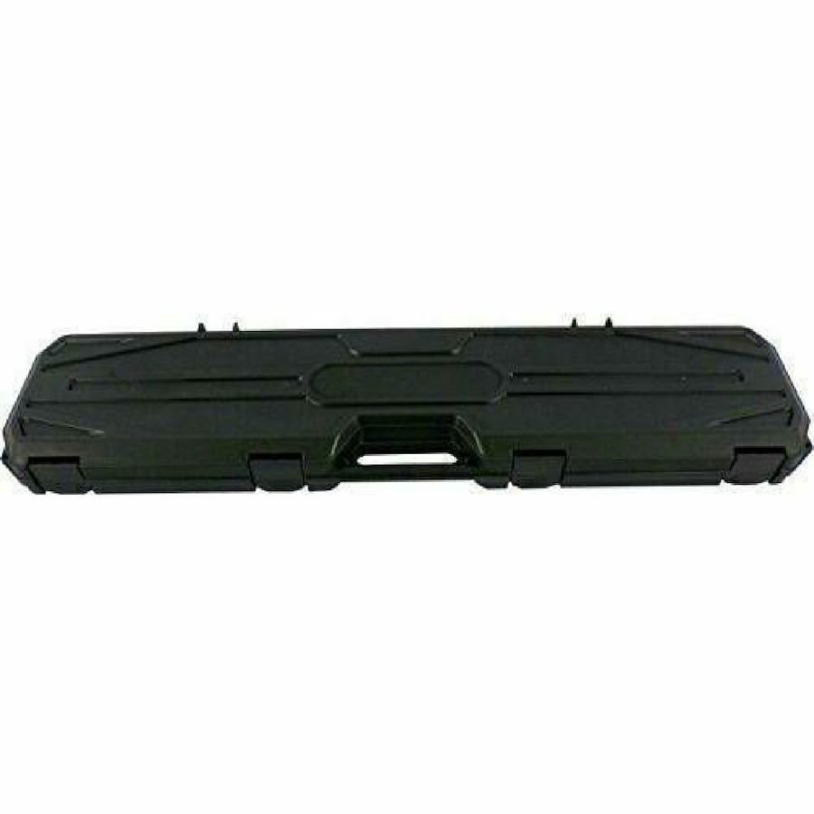 Black Hard Rifle Case with Convoluted Foam New