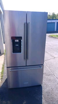 stainless steel french door refrigerator Temple Hills, 20748