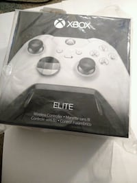 Xbox elite controller white special edition Fairfax, 22031