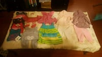 Girls baby clothes 3m-6m  Jessup, 20794