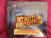 RED HOT CHILI PEPPERS CD Omaha, 68114