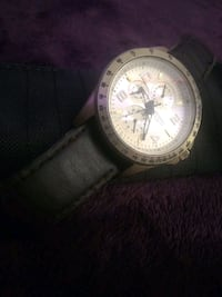 Armitron gold toned stainless steel watch