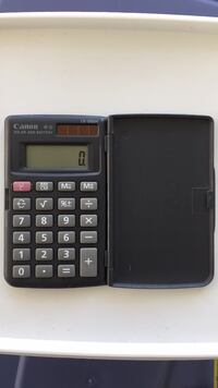 Pocket Calculator with cover Bakersfield, 93308