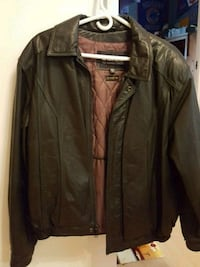 Men's Medium leather jacket Milwaukee