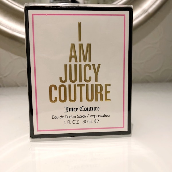 I am Juicy Couture parfyme 30ml