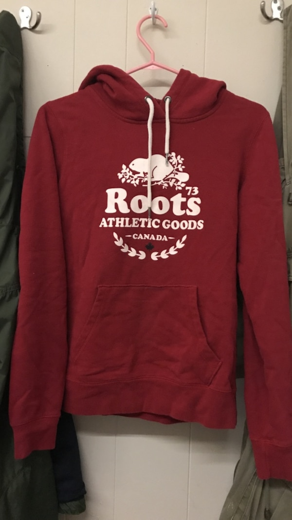 Women's roots sweater