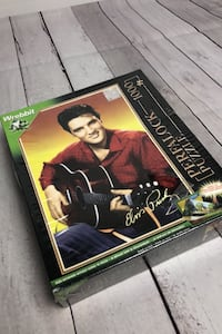 Collectors Elvis Puzzle new