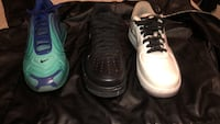 Nike Sneakers (Both Pairs Included) New York, 10458