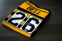 Leveon Bell Pittsburgh Steelers Autographed Jersey TORONTO