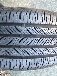 One used tire 215/60R16 Continental ContiProContact $25 Alexandria, 22304