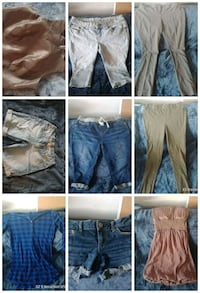 women's assorted clothes Kitchener