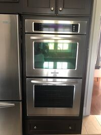 """Kitchenaid 30"""" Double Wall Oven Vaughan, L0J 1C0"""