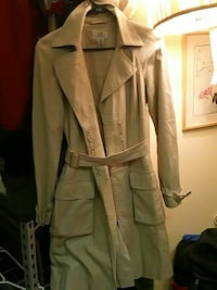 brown trench coat 3768 km