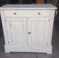 Chalk Painted Antique Cabinet  Lake Forest, 92679