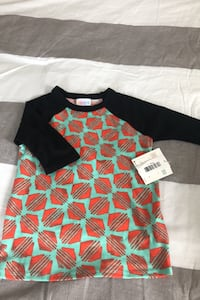 LuLa toddler size 4 NWT New Oxford, 17350