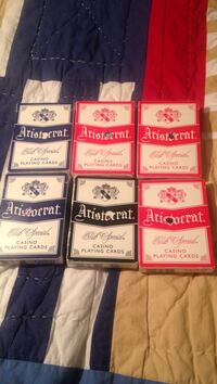 Aristorrat casino playing cards Ottawa, 61350