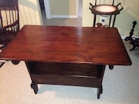 Antique table / bench combo Brooksville, 34601