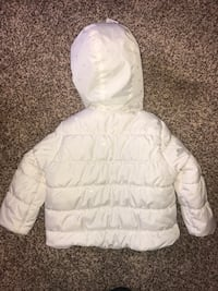 Caters 18M girls winter jacket