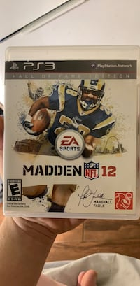 Madden 12 (Hall Of Fame Edition) (PS3)