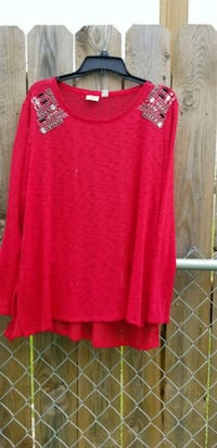 Red Sweater Conway, 29527