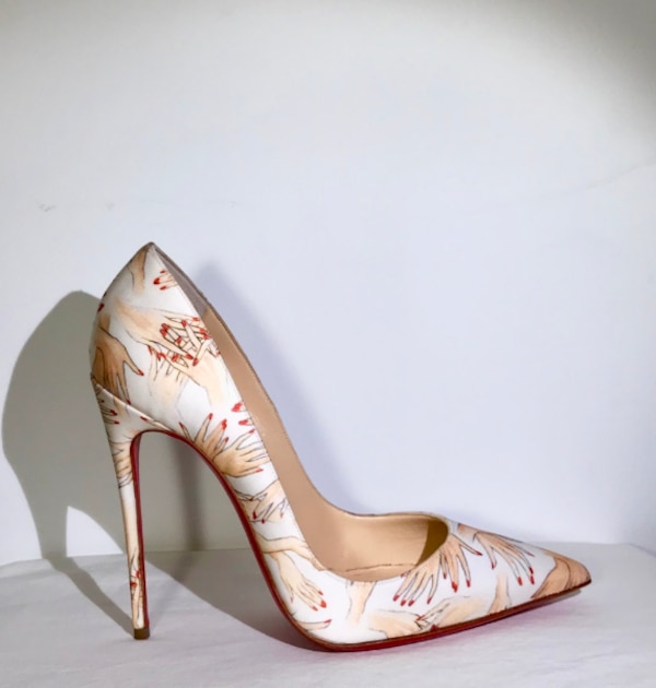 outlet store ef6af 23eee NEW Christian Louboutin So Kate Heels