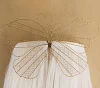 Pottery Barn Kids Butterly Canopy with sheer Vaughan, L6A 4B1