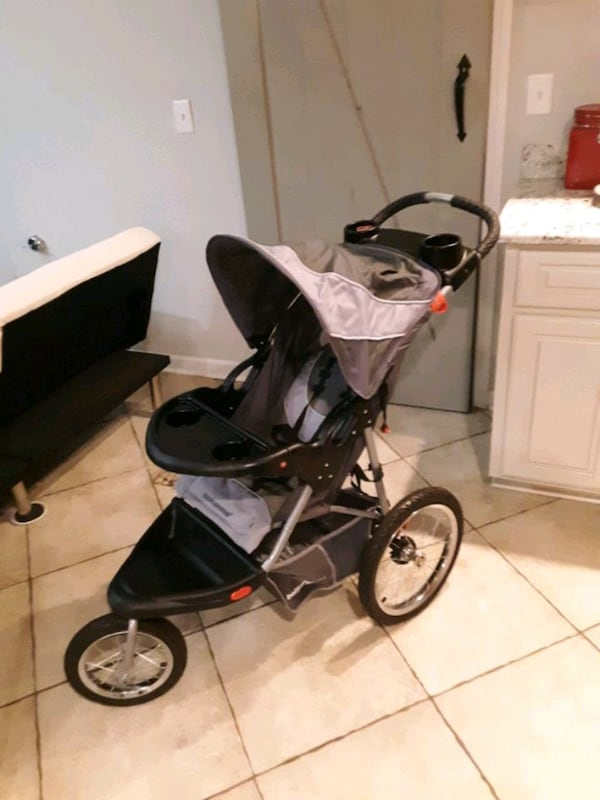 Stroller  (Jogger Expedition Edition) 0
