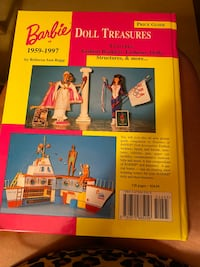Barbie price guide & note pad