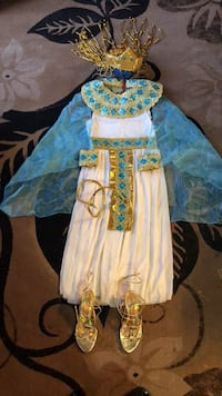 Halloween Costume Girls Egyptian Princess Costume Albuquerque, 87109