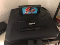 Sega genesis model 2 excellent conditions with 2 sonic games  Weslaco
