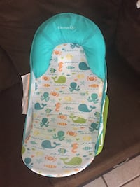 baby's teal and white Summer bather Ocala, 34480