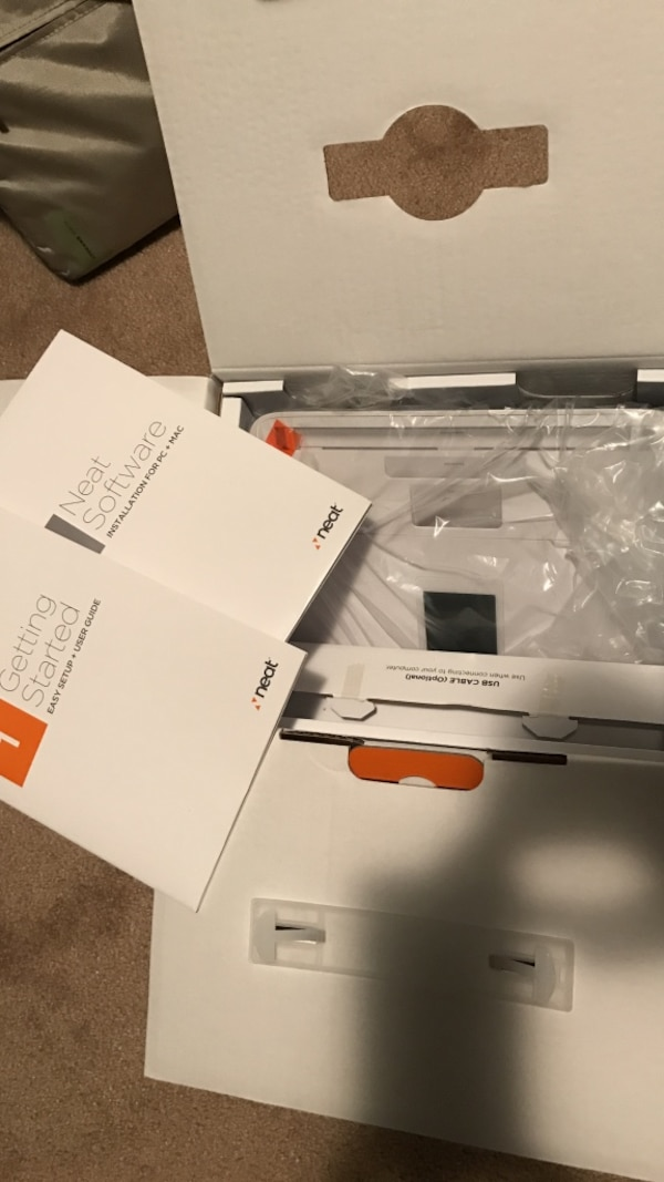 NeatConnect Cloud Scanner + Digital Filing System