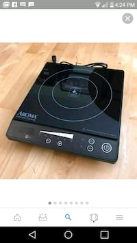 Aroma induction cooktop Cape Coral, 33914