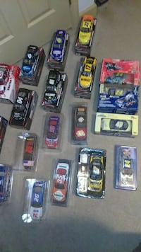 Nascar Diecast Collection Jessup, 20794