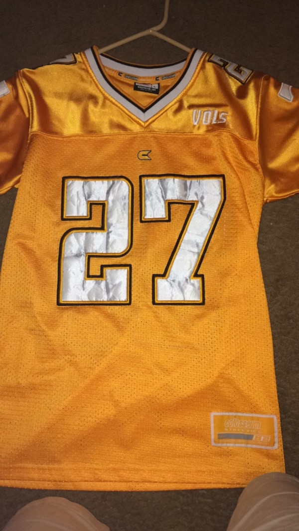 8111bab041d Used yellow and white NFL jersey for sale in Knoxville - letgo