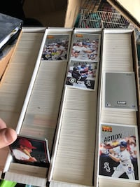 Baseball cards 3728 km