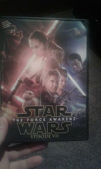 Star Wars episode VII DVD  Valdosta, 31605