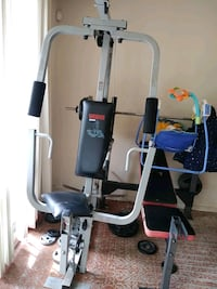 black and gray exercise equipment District Heights, 20747