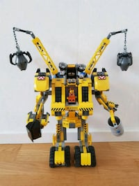 The lego movie, Emmet