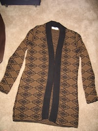 Women's Cardigan Sweater Duster Top Toronto