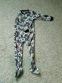 Carter's footie pjs Howell, 48843