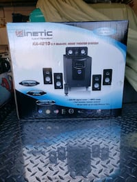 Home theater system  2226 mi