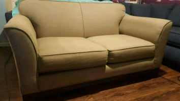 Price Reduced! Taupe Loveseat
