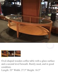 Glass Coffee Table Vancouver