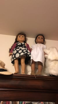 two female dolls in dresses Northport, 35473